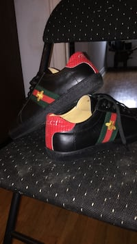Gucci ace sneakers black