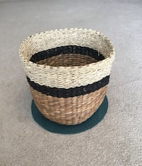 brown and black wicker basket Dallas, 75206
