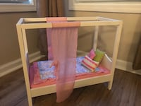 AMERICAN GIRL DOLL BED Canton, 30114