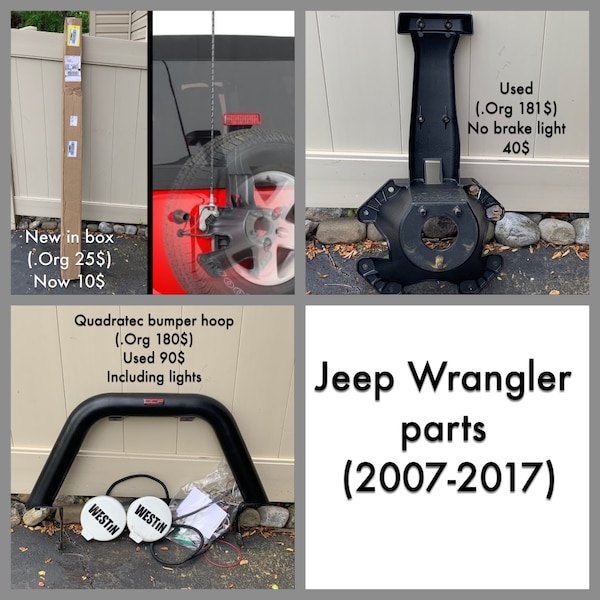 Used Jeep Wrangler Parts >> Jeep Wrangler Parts