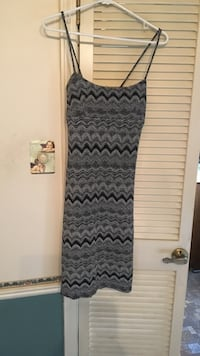 Beautiful black and white dress size 3/4 Olive Branch, 38654