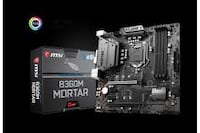 MSI B360M MORTAR -GAMING motherboard - micro ATX - LGA1151 Socket - B 12008 km