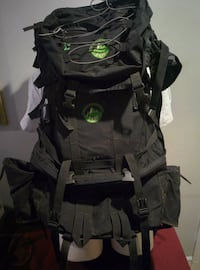 Jandd mountaineering internal frame backpack