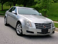 Cadillac - CTS - 2008 Maryland