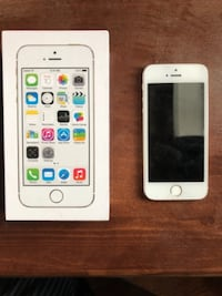 iPhone 5s gold MOSCOW