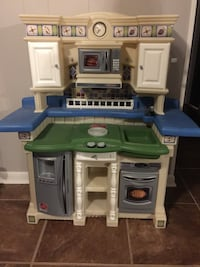 Kids kitchen play set  Raceland, 70394