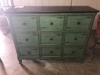 New! Dresser and Side Table  Dallas, 75229