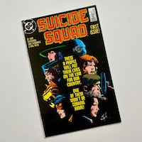 Suicide Squad v1 #1 May 1987 DC – Mint Unread Comic Toronto
