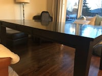 Structure Extendable Dining Table Toronto, M3H 5G6