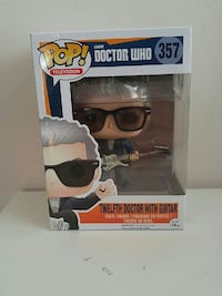 12th Doctor Funko Doctor Who