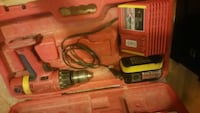red and black Milwaukee power tool Fitchburg, 01420