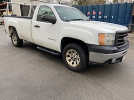 2010 GMC Sierra 1500 2WD Regular Cab Work Truck LWB