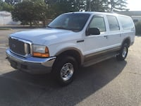 2001 Ford Excursion Limited 4WD 7.3
