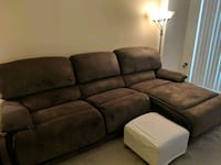 Reclining Couch - sectional Silver Spring, 20910