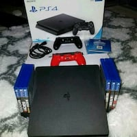Ps4 with games Columbus, 43215