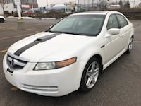 2006 Acura TL.No accident.Low KM.No rust leather seat Sunroof. Toronto