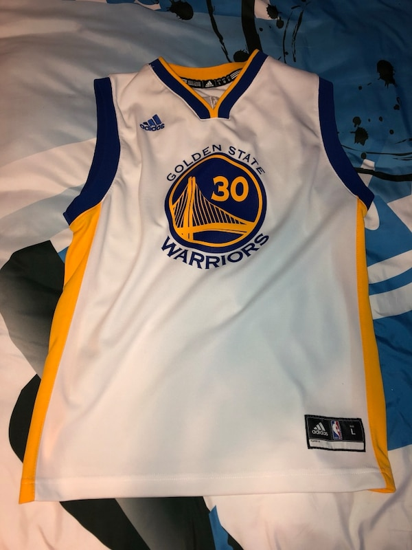buy online e616f 32537 Adidas Stephen Curry NBA Jersey