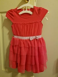 pink dress for kid size 4T North Potomac, 20878