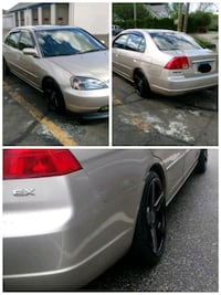 Honda - Civic - 2001 Waterford
