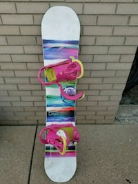 New summer onyx snowboard Franklin Park, 60131