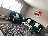 I want someone to finished my lease, it's 2 bedrooms and one bath . 1529$ included the heat and gas. Near to the Algonquin College (baseline 2109)living because I'm done with school . I want it from any month after February  715 km