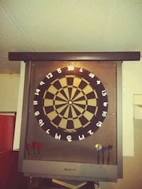 Dart board with back  Fort Worth, 76108