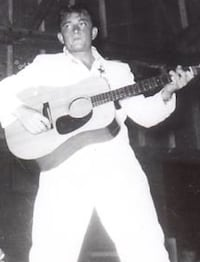 Johnny Cash's First Professional Guitar