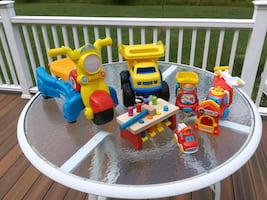 Toddler Toy Car & Truck Collection