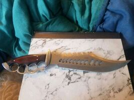 ATS.34 pakistan hunting knife