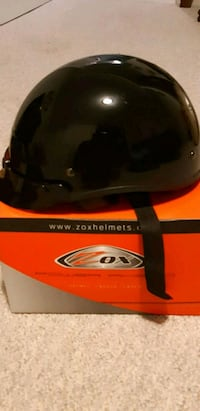 black and red full face helmet Brampton, L6V 3M6