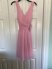 Pink prom/bridesmaid dress size 8 Oregon City, 97045