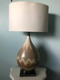 Set of table lamps