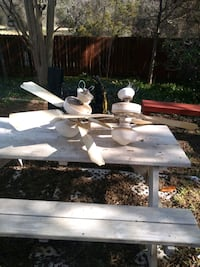 Outdoor ceiling fans - THEY WORK! San Antonio, 78249