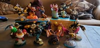Large Skylanders Video Game Lot PORTCOQUITLAM
