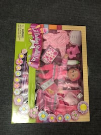 Lil Darling Stroller Set -Unused