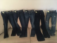 Guess jeans sizes 23-26 Edmonton, T5C 2J4