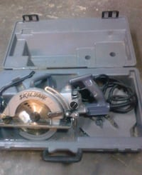 Worm Drive skill saw  with case Vancouver, 98663