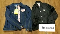 2 jackets!! NIKE & NEW JEAN Thurmont, 21788