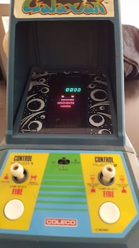 1981  Coleco Midway  Galaxian Vaughan, L4L
