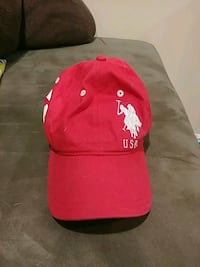 red and white u.s polo Assn. hat London, N5V 2P4