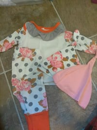 Nb outfit Clinton, 84015