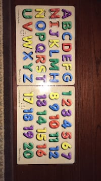 Spanish numbers and Letters with Sound Leesburg, 20175