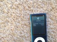 blue iPod Nano 4th generation Belmont, 94002
