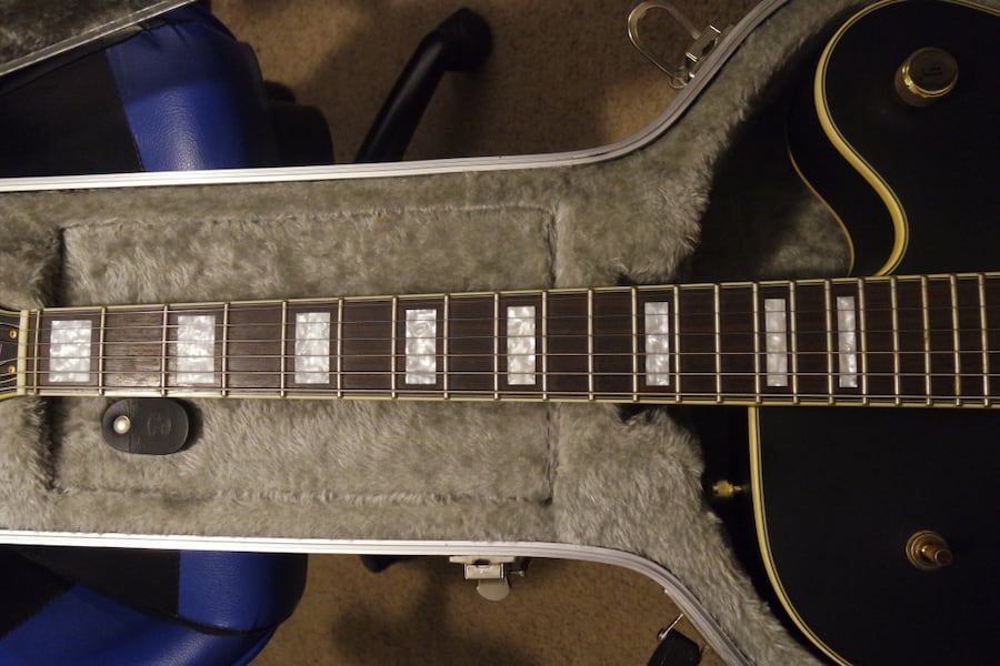 GRETSCH TIM ARMSTRONG LMTD EDITION ELECTRIC GUITAR. READ DISCRIPTION 9