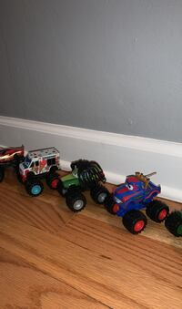 Disney Cars Monster Trucks