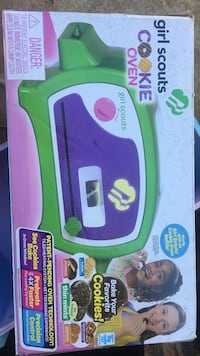 Girl Scout easy bake oven  Dallas, 30157