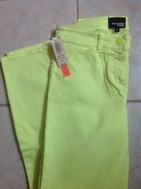 WILFRED FREE Neon Pants: New w/ Tags Toronto, M5R 1P1
