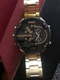 Diesel watch gold Wilmington, 28403