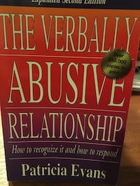 Book $10 - The Verbally Abusive Relationship, Expanded Third Edition: Mississauga, L5L 5P5