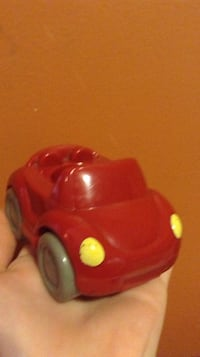 red yellow and gray plastic car toy Surrey, V3S 9C5